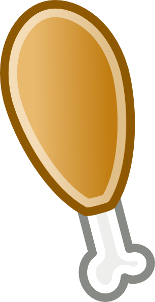 Free Cartoon Turkey Leg, Download Free Clip Art, Free Clip.