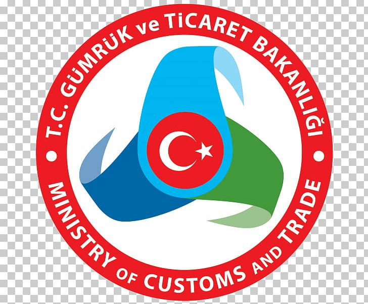 Turkey Logo Ministry Of Customs And Trade Minister PNG.
