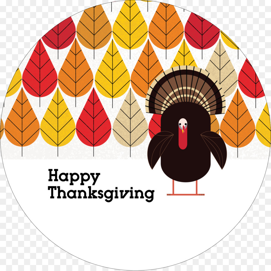 Thanksgiving Turkey Logo.
