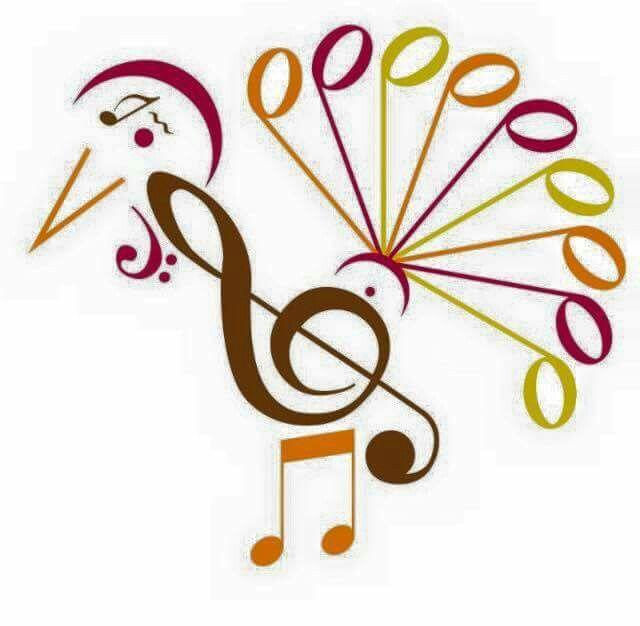 Musical Symbols Turkey.