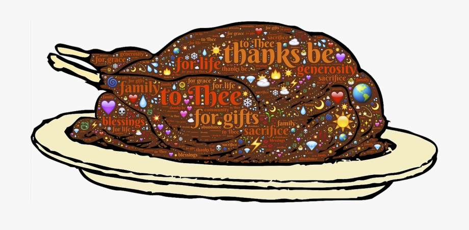 Gifts Clipart Thankful Person.
