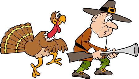 Turkey Shoot.