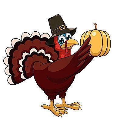 48+ Thanksgiving Clipart Turkey.