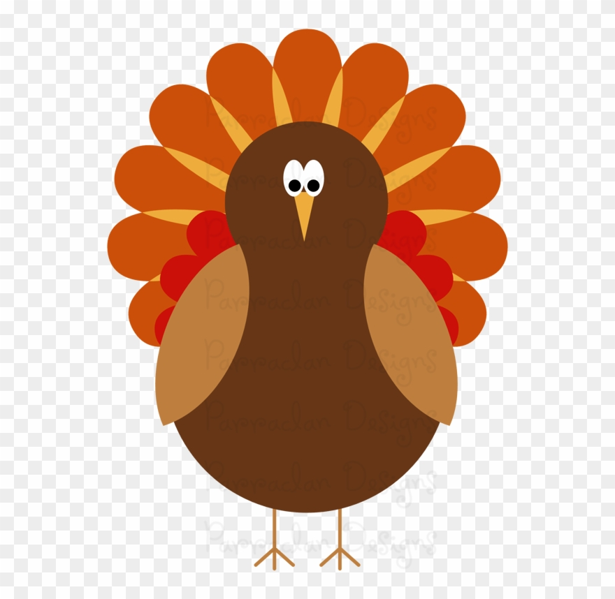 Cute Turkey Clipart Is.