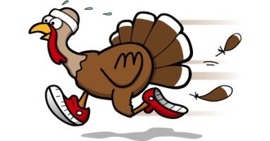Murrayhill Turkey Trot 5k Run and Walk.