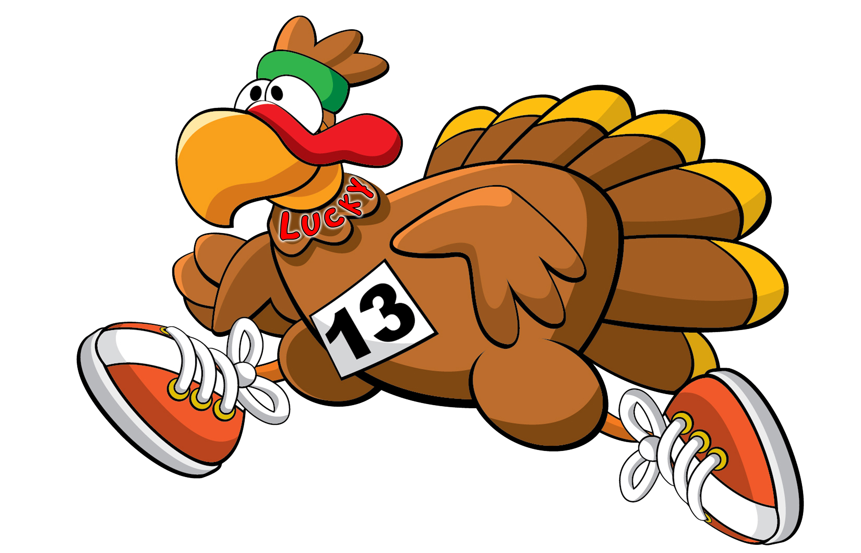 2019 Running Wild\'s WILD TURKEY TROT 5K.
