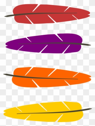 Free PNG Turkey Feathers Clip Art Download.