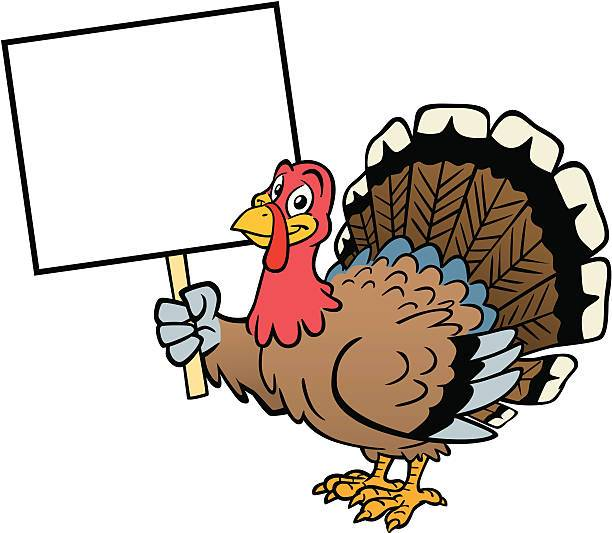 Turkey holding sign clipart free 3 » Clipart Portal.