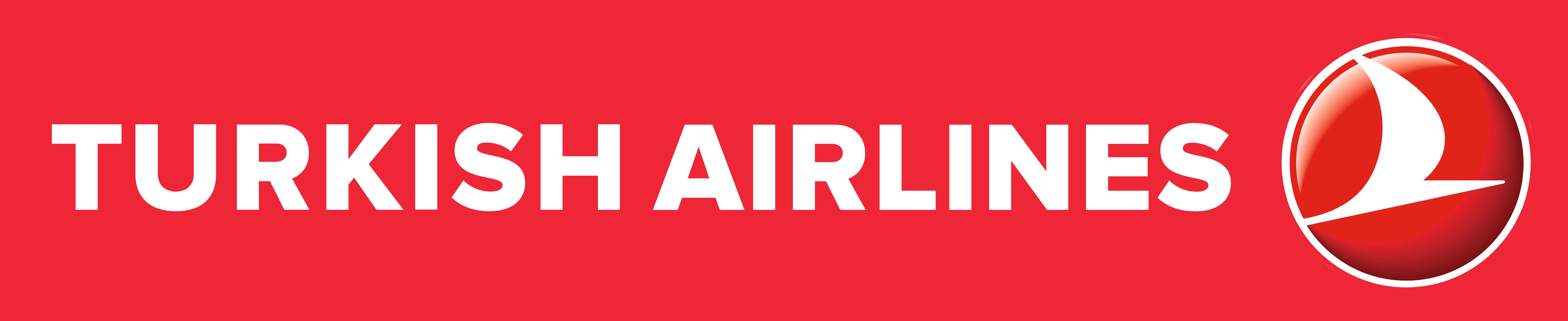 Turkish airlines Logos.