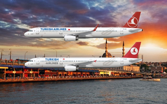 Turkish Airlines Updated its Logo.