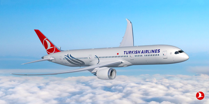 Turkish Airlines 787 Window Melts During Photoshoot.