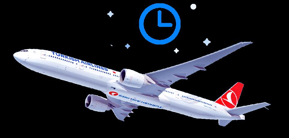 Turkish Airlines Flight Delay Compensation / CLAIM €600 NOW !.