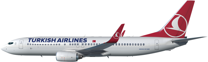 HD Turkish Airlines Logo Png.