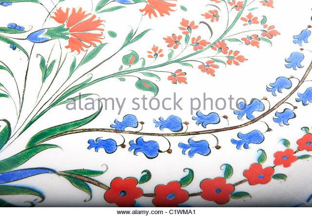 Turkish Plate Pottery Stock Photos & Turkish Plate Pottery Stock.