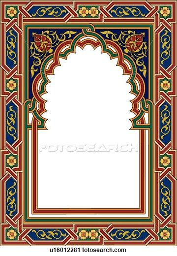 Window looking frame Clipart.
