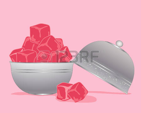 318 Turkish Delight Stock Illustrations, Cliparts And Royalty Free.
