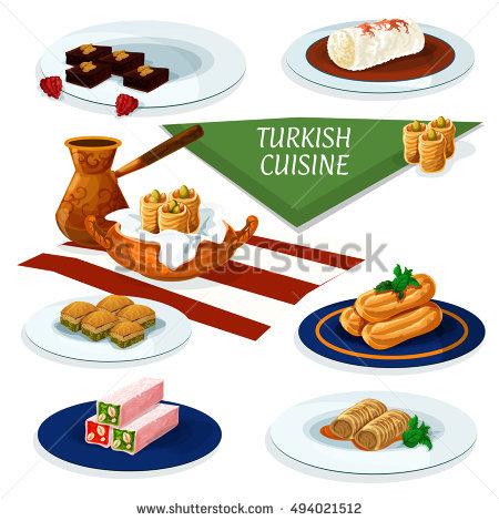 Turkish Sweet Stock Images, Royalty.