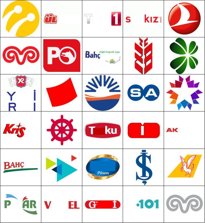 Turkish Logo Quiz.