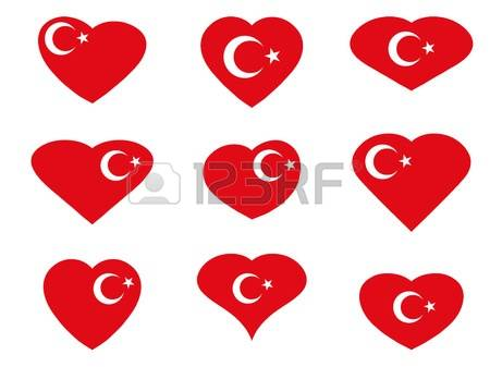 416 Turkey Flag Vector Stock Illustrations, Cliparts And Royalty.
