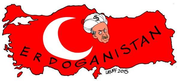 Erdogan's power grab: Turkish president declares state of.