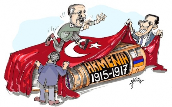 How Does Turkey Try To Save Its Face on the Centennial of Armenian.