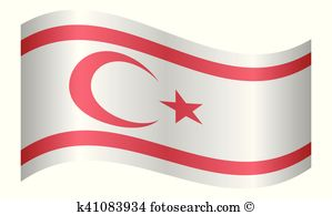 Turkish republic northern cyprus Clipart Vector Graphics. 78.