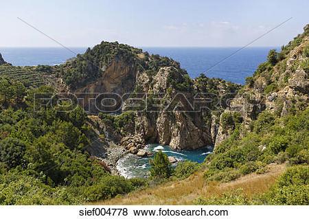 Pictures of Turkey, Antalya Province, Alanya, Turkish Riviera.