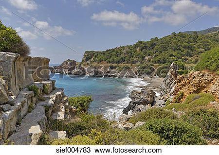 Stock Photo of Turkey, Antalya Province, Alanya, Turkish Riviera.