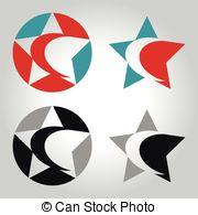 Turkish star crescent logo Clipart Vector and Illustration. 6.