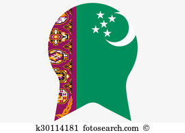 Turkmenistan Clipart and Stock Illustrations. 906 turkmenistan.
