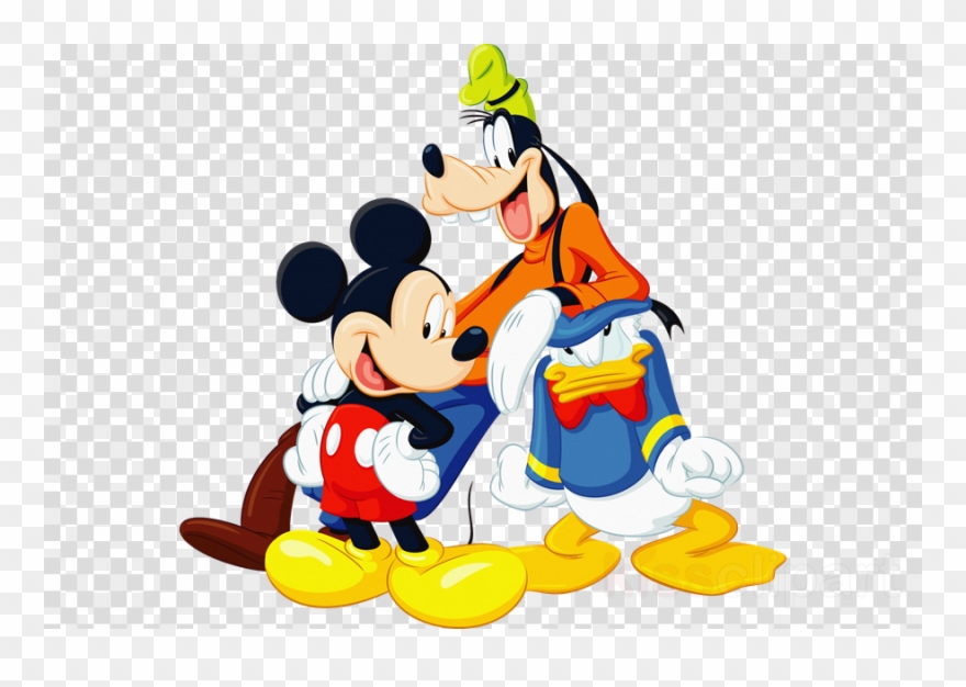 Turma Do Mickey Png Clipart Mickey Mouse Minnie Mouse.