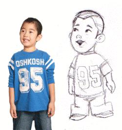 Convert Pictures Into Pencil Sketch Or Cartoon Online.