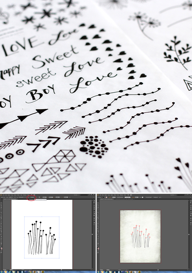 turn drawings into clipart Archives.