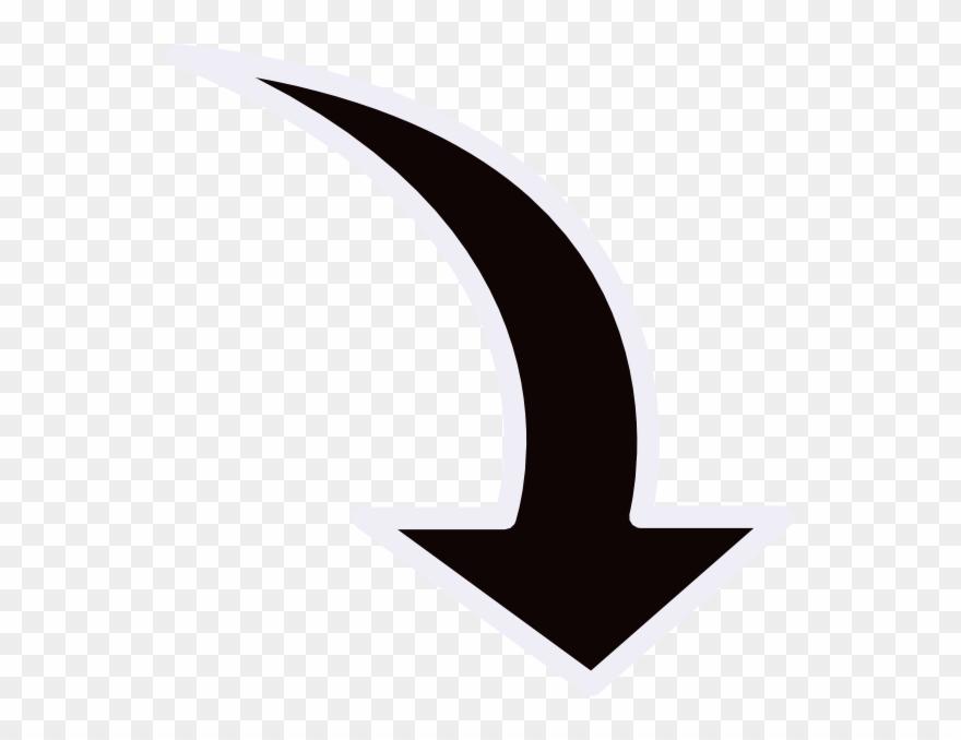 Turn Arrow Clip Art.