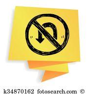 Turn back Clipart Vector Graphics. 932 turn back EPS clip art.