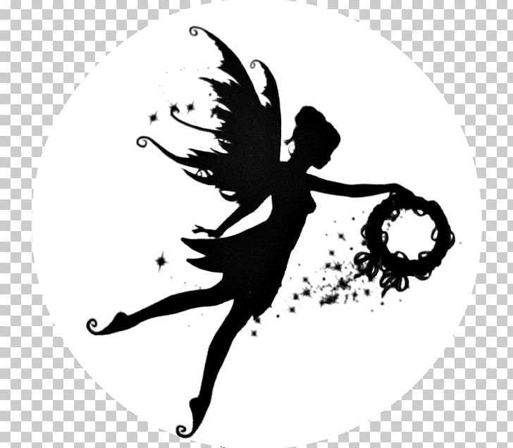Silhouette Fairy Stencil Shadow PNG, Clipart, Angel, Animals.