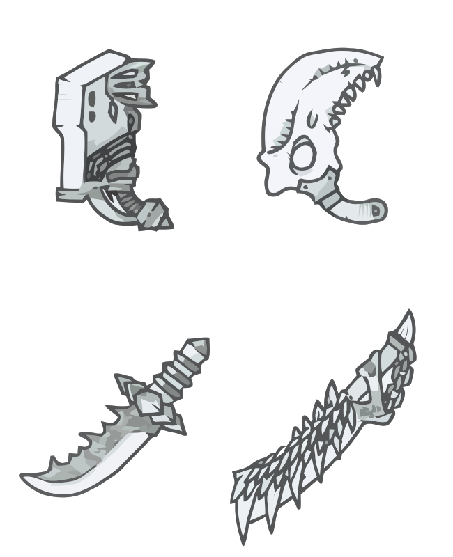 Turning weapons into icons Part 01 (High Quality.