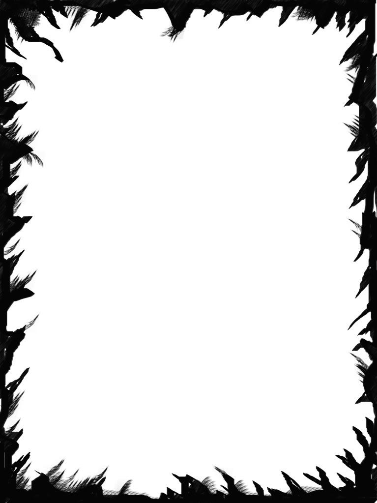 Turn clip art into page border.