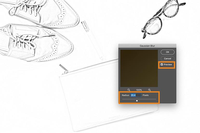 How to Turn a Picture into a Line Drawing in Photoshop.