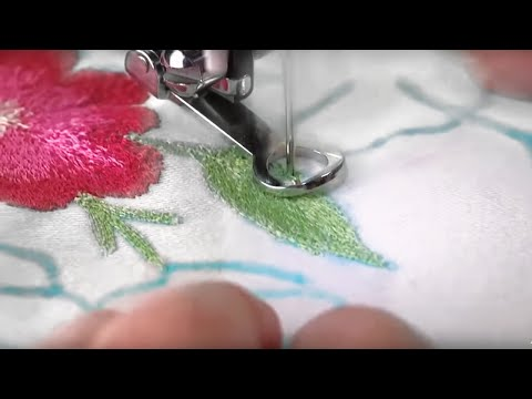 Singer Sewing Machine Darning Embroidery Foot.