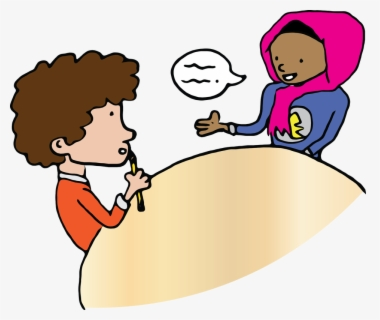 Free Turn And Talk Clip Art with No Background.