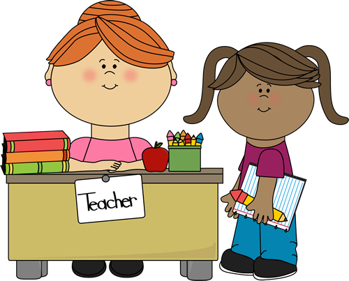 Turn in to teacher clipart Transparent pictures on F.