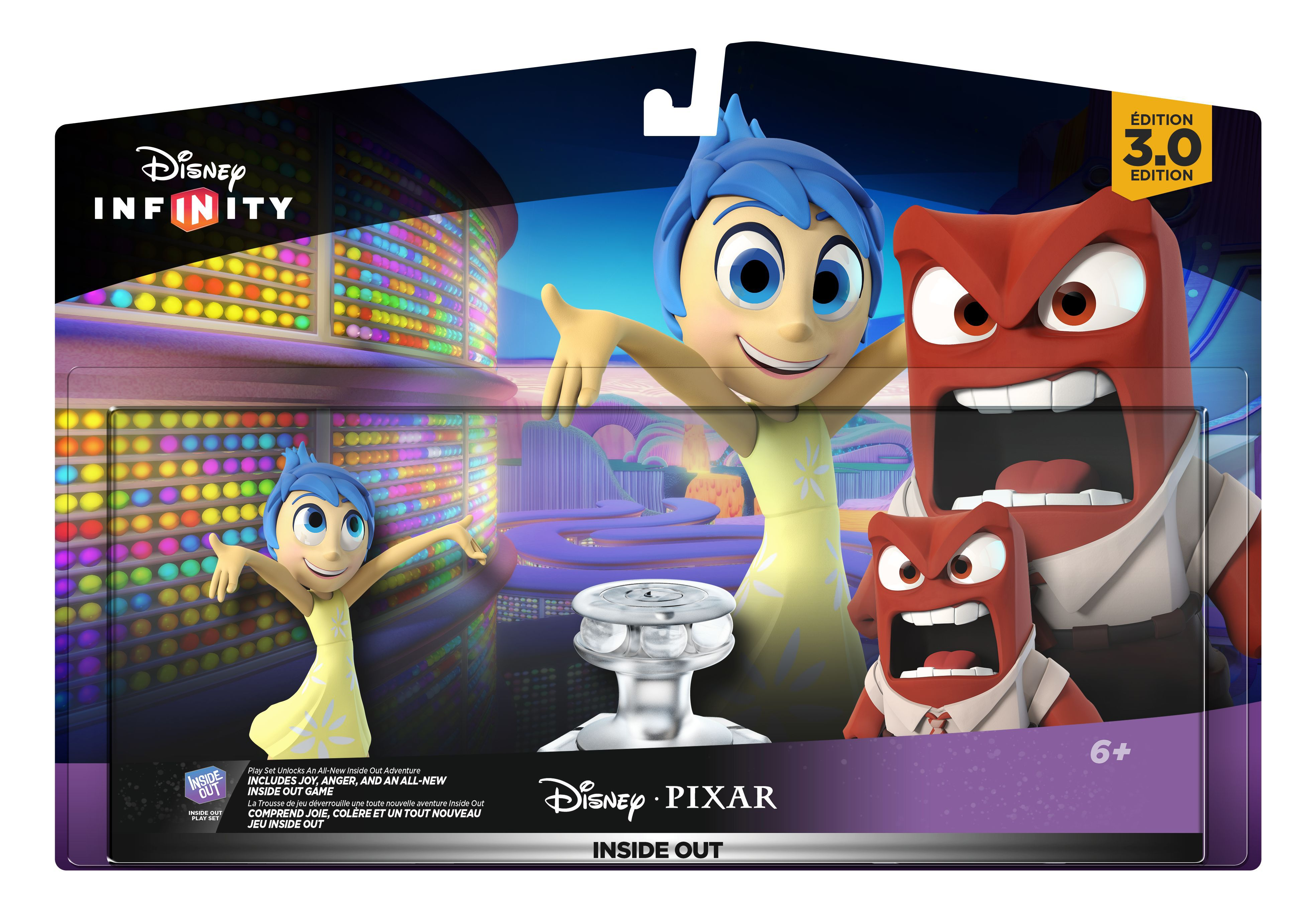 Disney Infinity 3.0 Review Part 3: Inside Out.