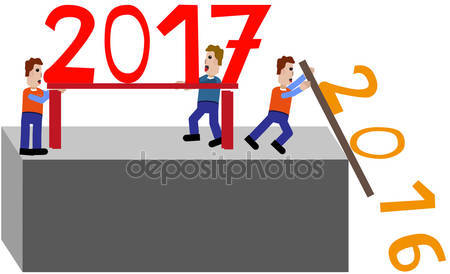 Turn of the year Stock Vectors, Royalty Free Turn of the year.