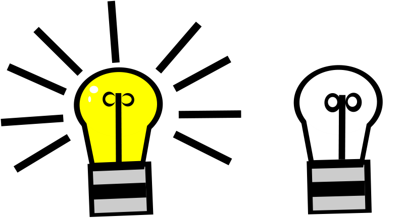 Free Clipart Turning Off Lights.