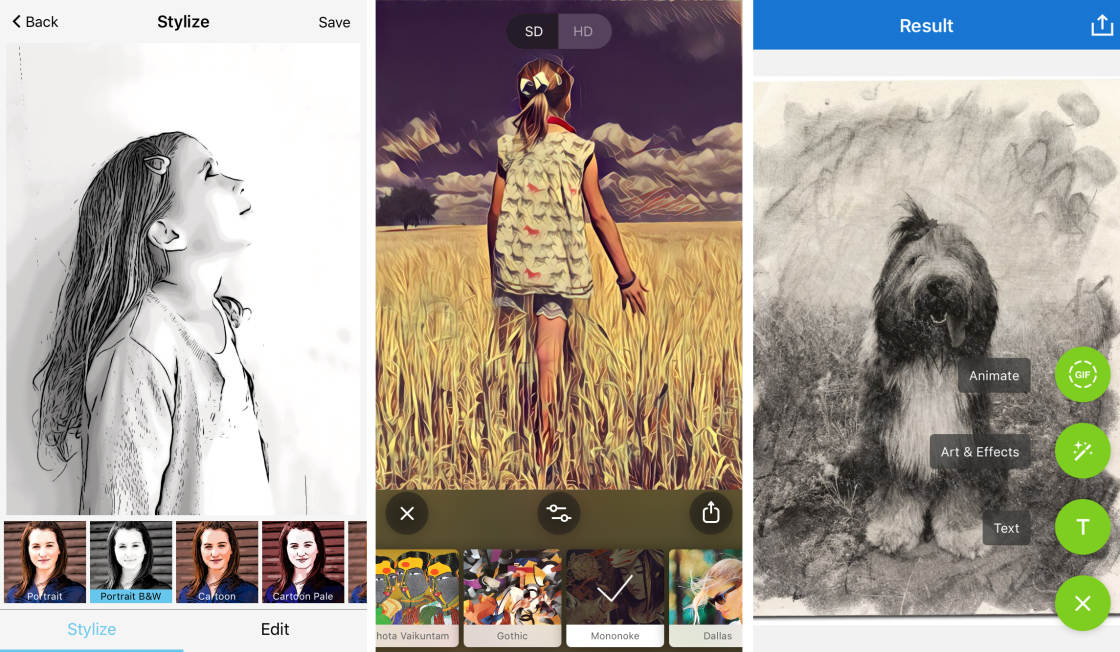 6 Best iPhone Apps That Turn Photos Into Drawings & Sketches.