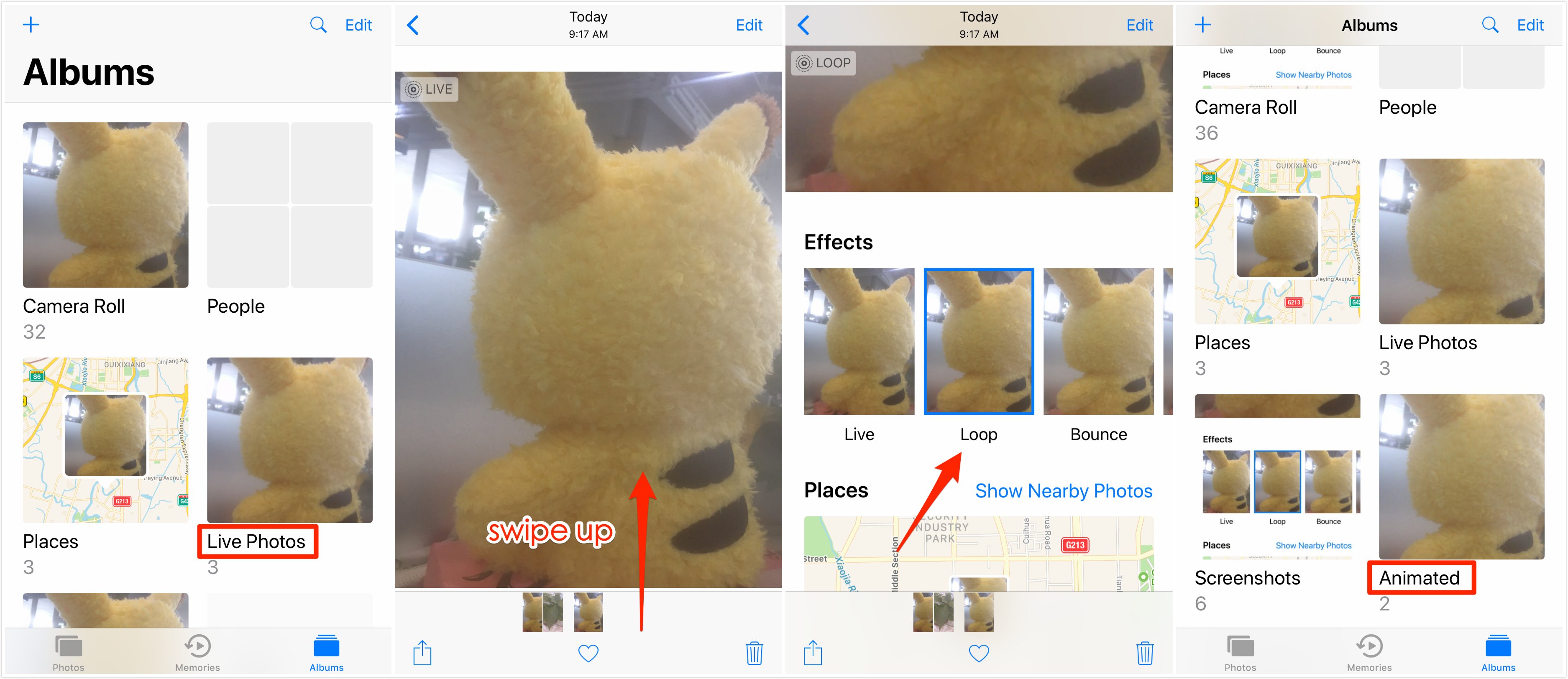 2 Methods to Turn Live Photos into Gifs on Your iPhone.