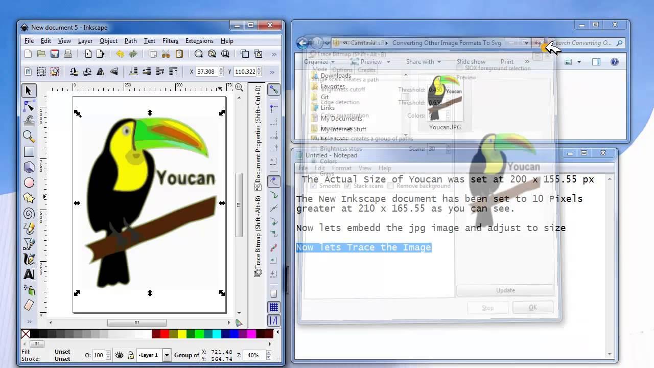 Inkscape Convert Png To Svg (74+ images).