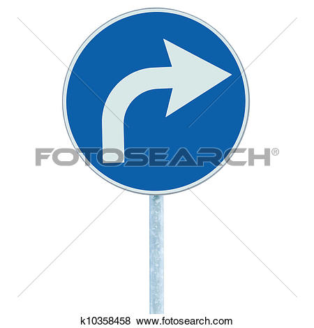 Turn right Stock Illustration Images. 1,680 turn right.