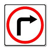Turn right Stock Illustration Images. 1,664 turn right.